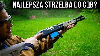 Strzelba strzelająca 3 kulkami naraz! CM.355   ASG Maniak #107