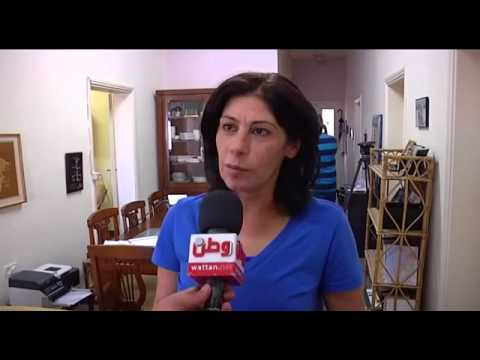 Wattan TV: Khalida Jarrar Interview (English subtitles)