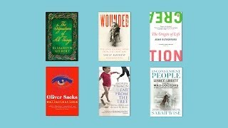 Wellcome Book Prize 2014 shortlist trailer