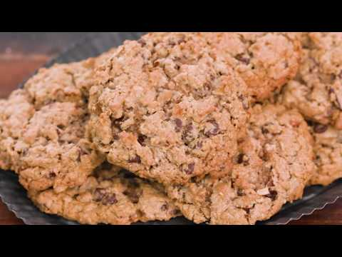 Laura Bush's Cowboy Cookies | Southern Living