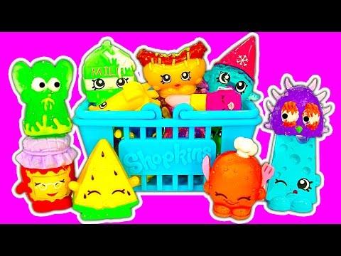 Shopkins Series 1 Fun Shopping Toy Like The Trash Pack