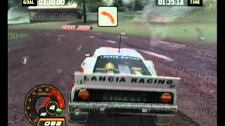 Rally Fusion: Race of Champions Xbox Gameplay