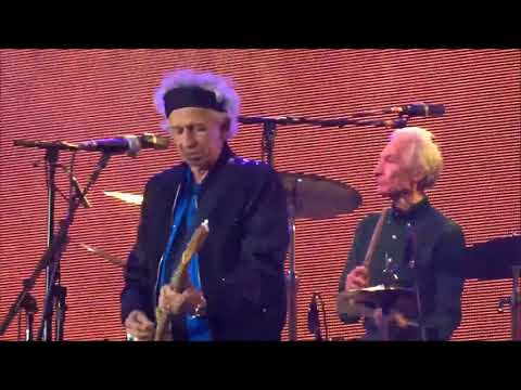 Wild Horses - The Rolling Stones Live in Dublin 17th May 2018