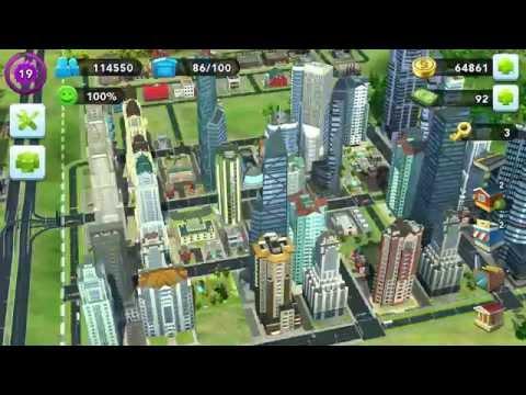 Simcity Buildit Tour Vu