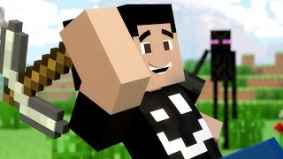 Diamond Farming | Blender Minecraft Animation