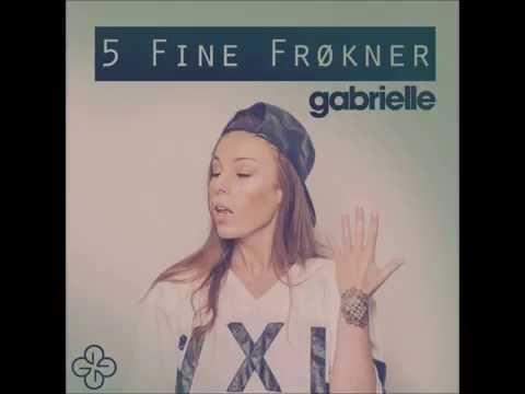 Gabrielle - 5 fine frøkner lyrics