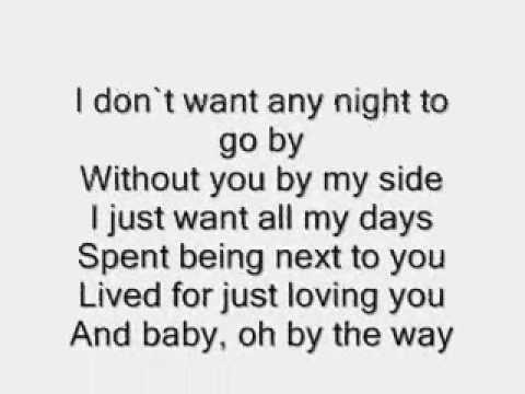 Enrique Iglesias - Could I have this kiss forever lyrics