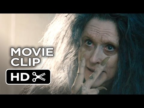 Into The Woods Movie CLIP - Go To The Wood (2014) - Meryl Streep, Emily Blunt Musical HD