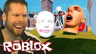 I played the WEIRDEST Roblox Games of All-Time