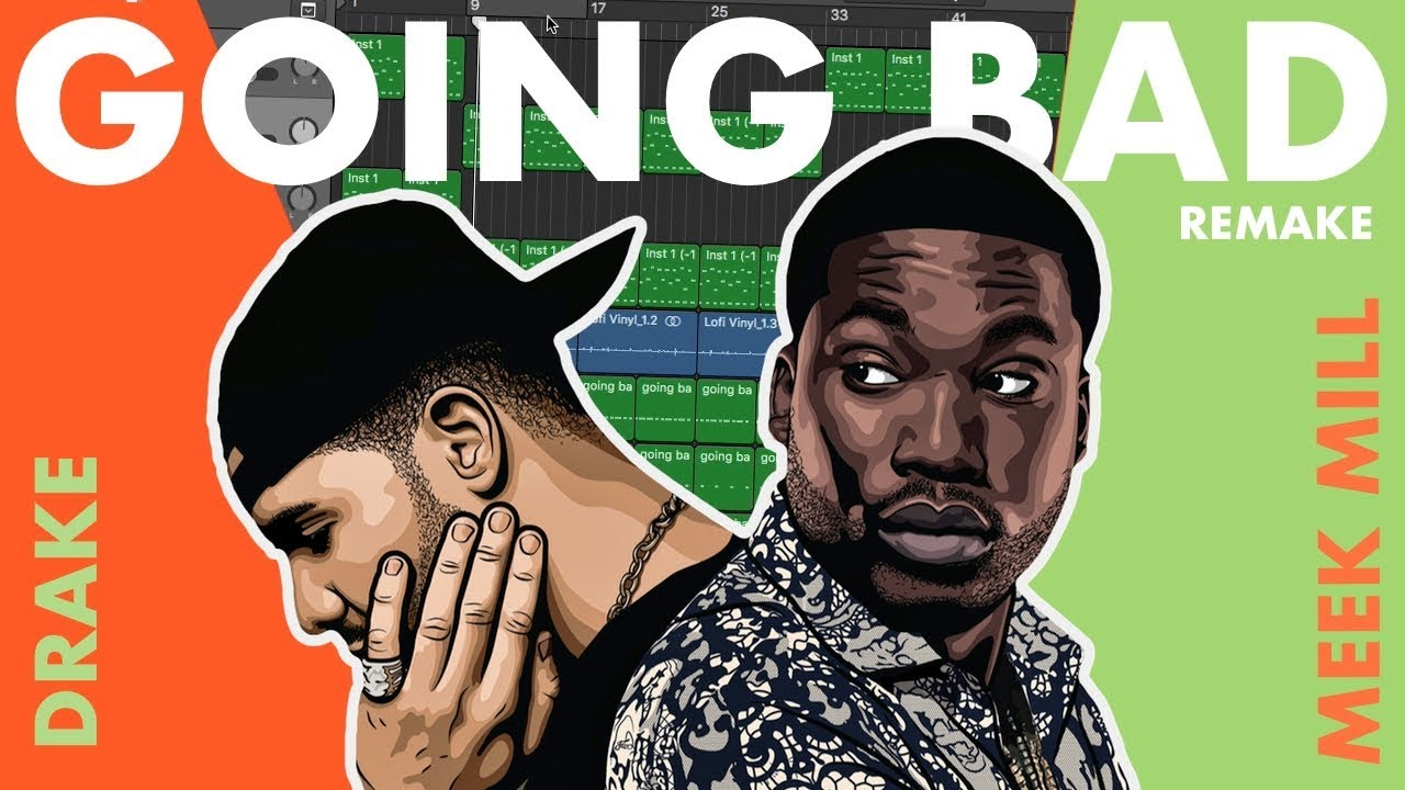 Making a Beat: Meek Mill - Going Bad feat. Drake (IAMM Remake) image