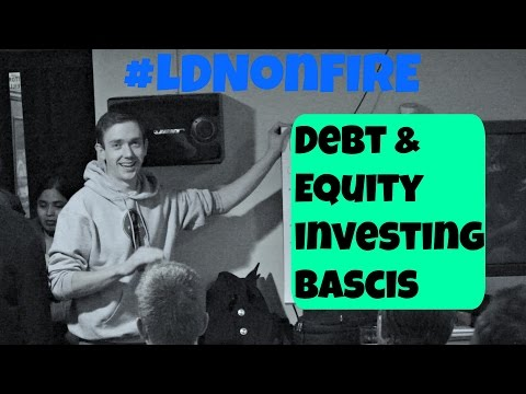 LDNonFIRE 4th MEETUP Debt & Equity Investing