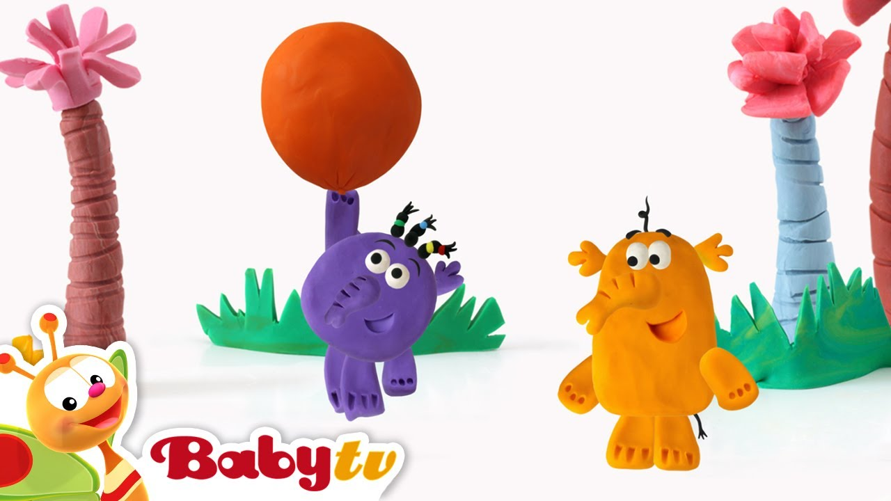 Maya e Yaya   BabyTV Português