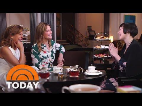 Watch Savannah Guthrie And Hoda Kotb Learn Royal Etiquette | TODAY