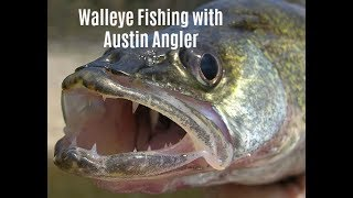 How to FIsh for Walleye In Weeds