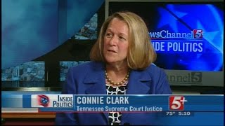 Inside Politics: Connie Clark / Tennessee Supreme Court Justice