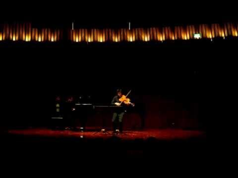 David Merchán - Vieuxtemps Sonata Op. 36 1st mvt - 30 sec