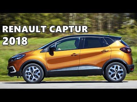 2018 Renault Captur Test Drive, Exterior, Interior, Features