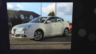 Alfa Romeo Giulietta 1.6 JTDM-2 Lusso 5dr for sale in Rotherham, South Yorkshire