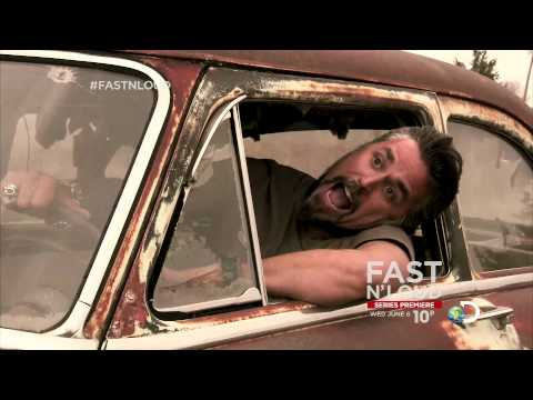 Fast N' Loud Preview   Premieres Wed June 6, 2012 at 10PM e/p on Discovery