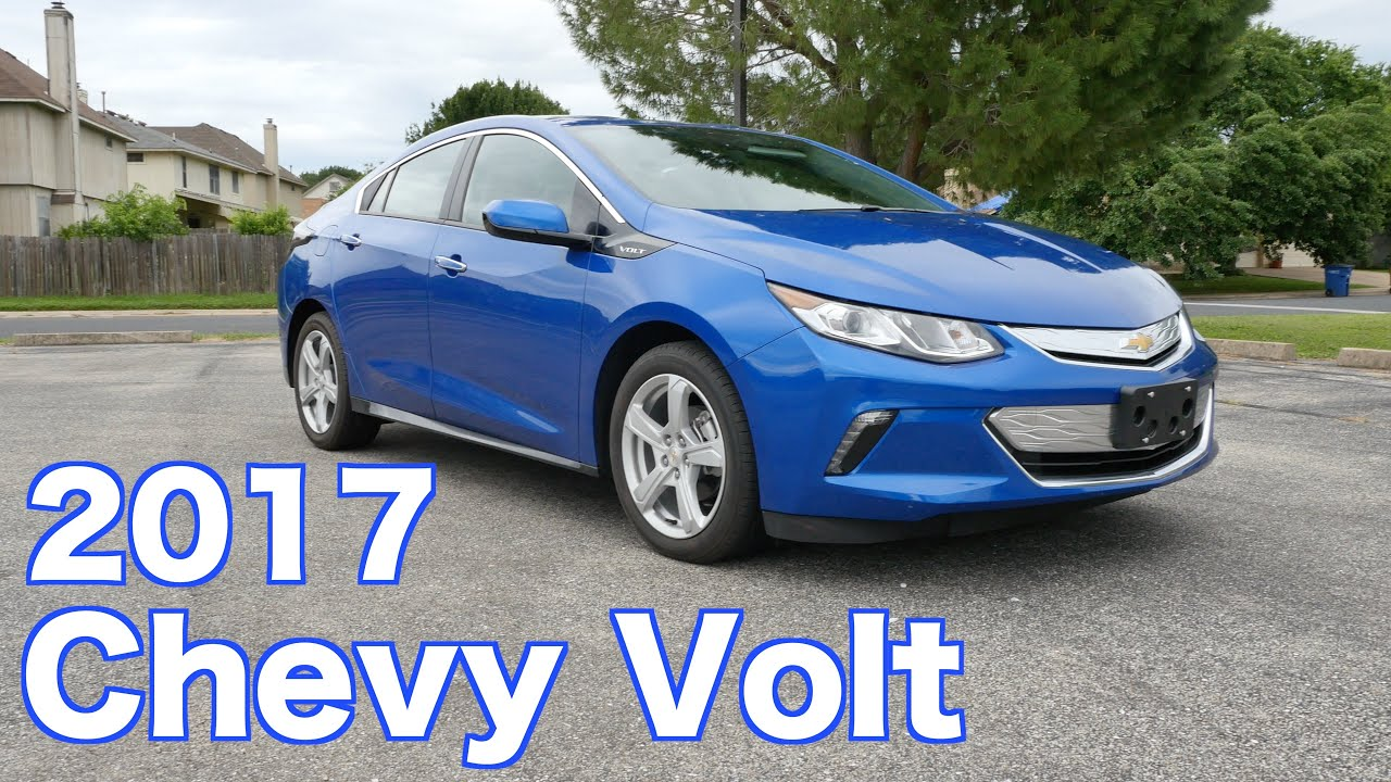 2017 chevy volt electric plug in hybrid owner 39 s review youtube. Black Bedroom Furniture Sets. Home Design Ideas