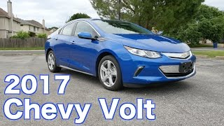 2017 Chevy Volt Electric Plug-in Hybrid Owner