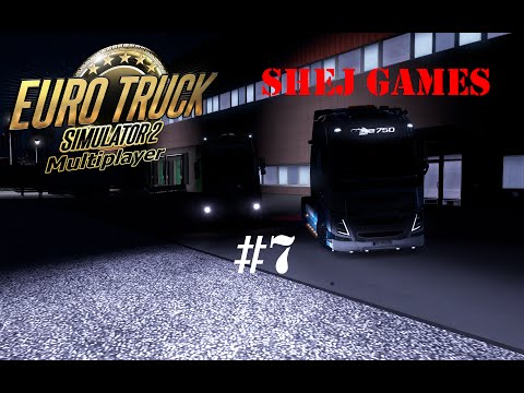 "Euro Truck Simulator 2 #7 ""Spotkanie braci"""