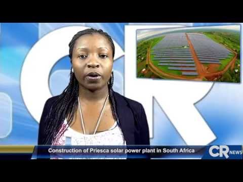 Construction of Priesca solar power plant in South Africa kicks off