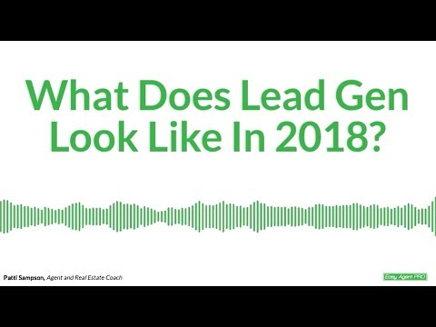 What Does Lead Generation Look Like In 2018?