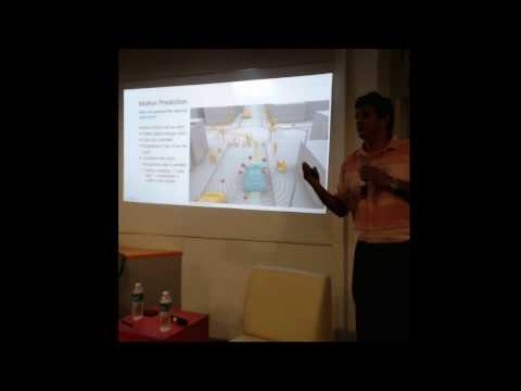 Fireside chat with Srivas (Uber Chief Data Architect)  - DataScienceSG