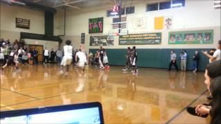 Hendricken vs LaSalle basketball ending (2-4-13)