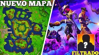 *FILTRATED* FUTURE MAP, NEW GAME PARTY SECRETS AND FUTURE SKINS AT Fortnite Bttle Royale