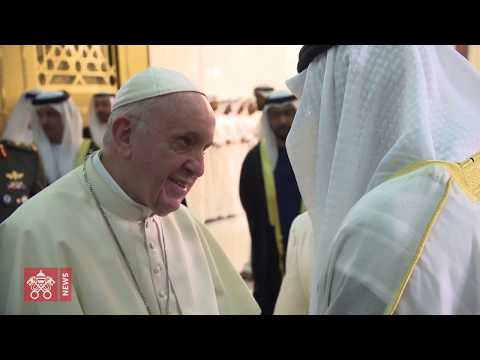 60 seconds to relive Pope Francis' Journey in the United Arab Emirates