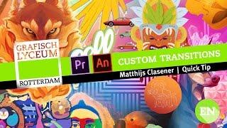 Consejo rápido | Crear transiciones personalizadas en Adobe Animate CC para la Premiere Pro