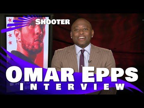 SHOOTER - Omar Epps Interview