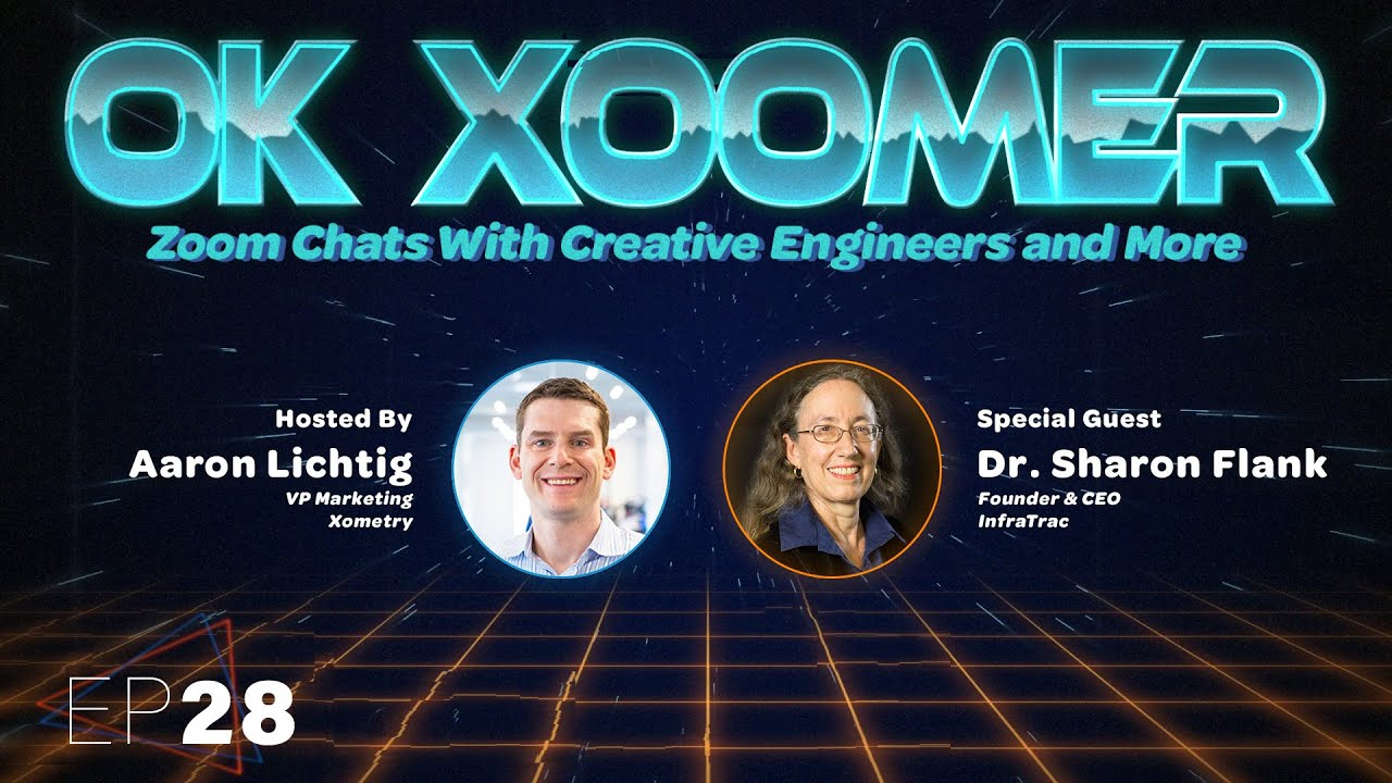 Ok Xoomer EP28   Dr. Sharon Flank   Anti-Counterfeiting Measures for Additive Manufacturing