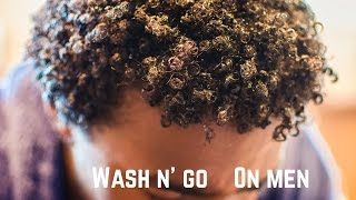 Wash and Go on TWA