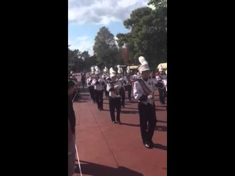 Starmount High School Marching Band
