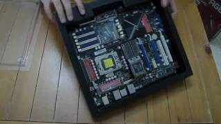 Unboxing Asus Rampage II Extreme