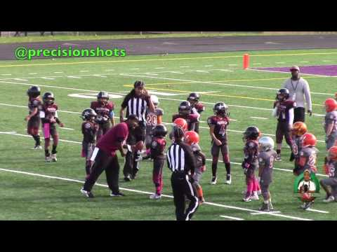 (3) Pac Highway Chargers vs. (2) Renton Rangers Peewees  2016 (Playoffs)