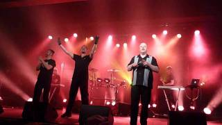 VNV Nation live @ Hamburg, 30.09.11 - Publikum singt