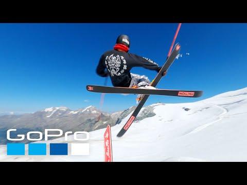 GoPro: Freeskiing with