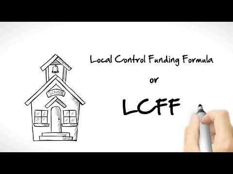 LCFF for  Ridgecrest Charter