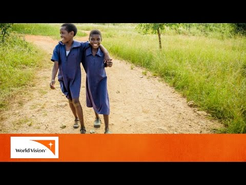 #ShareBigDreams this Christmas! | World Vision