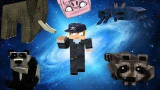 Похождения Minecraft с модами  #1(В мире животных!)