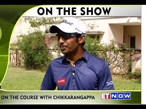 Tee Time: On The Course With Chikkarangappa S, Winner of India Masters 2014
