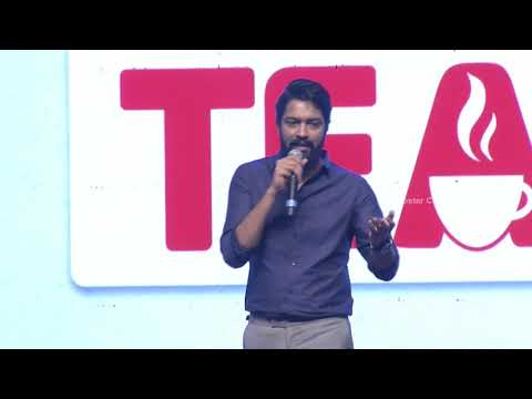 Allari Naresh Speech @ HIT Movie Pre Release Event | Vishwak Sen | Ruhani Sharma | Nani