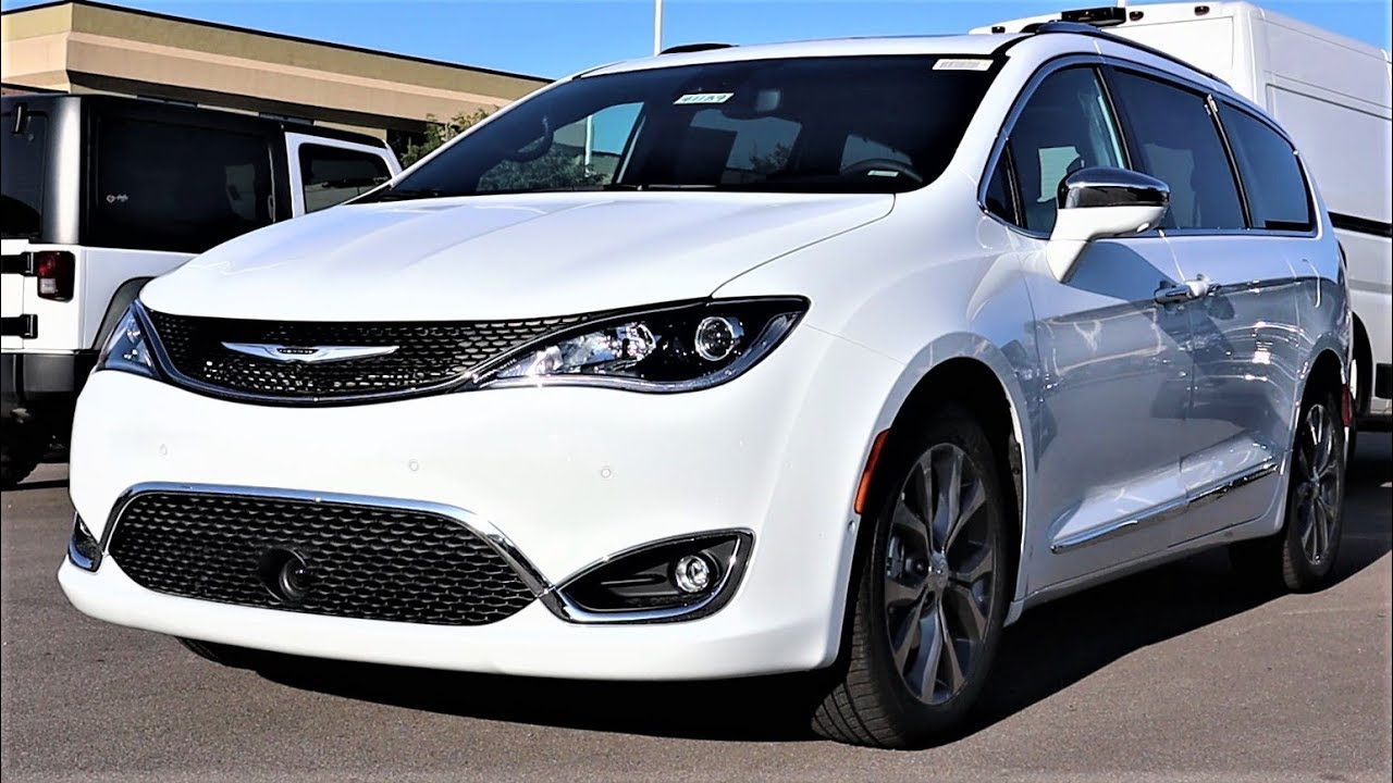 Chrysler Pacifica 2020 Review.2020 Chrysler Pacifica 35th Anniversary Edition The Ultimate 50 000 Minivan