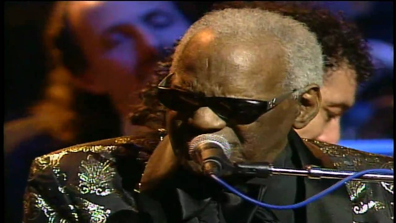 Ray Charles Love In Three Quarter Time Live Hd Youtube