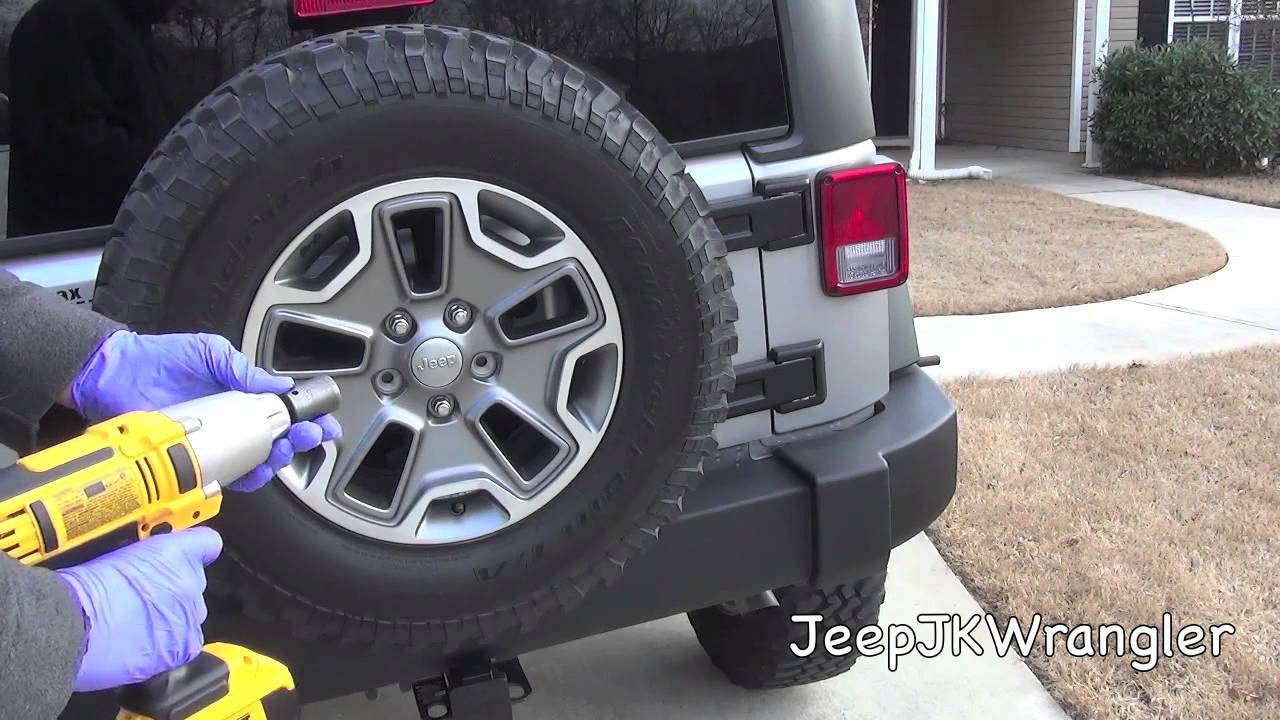 Jeep Jk Tire Rotation