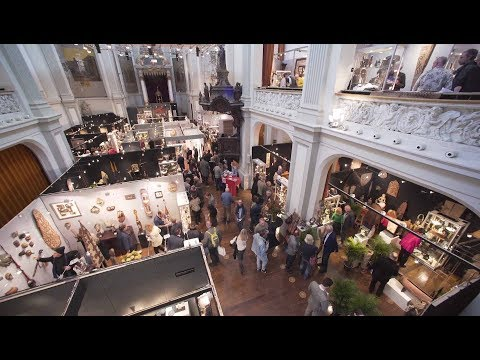 Tribal Art Fair Amsterdam 2018 - Official video
